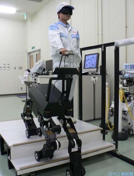 Blind-Assisting Robots