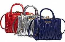 Haute Handbag Replicas - Miu Miu Gifts Collection 2011 Goes Mini