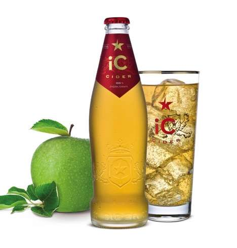 Soda-Inspired Apple Wine