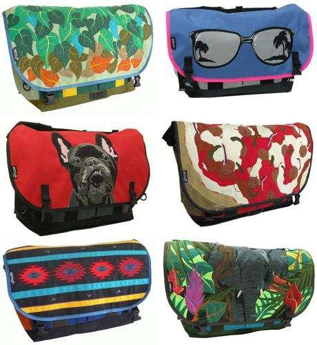 Funky Faux DIY Bags