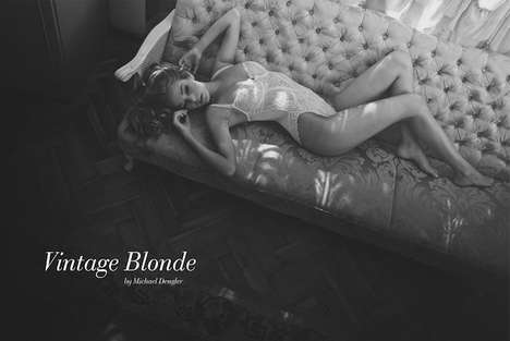 Barely-There Boudoir Beautorials