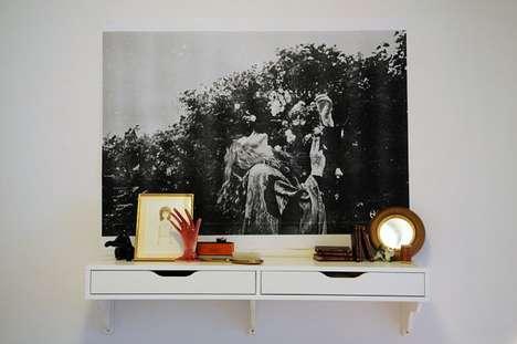 Dreamlike Monochrome Prints