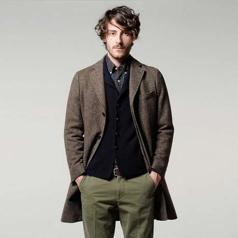 The Aspesi A/W 2011 Collection is Elegantly Simple