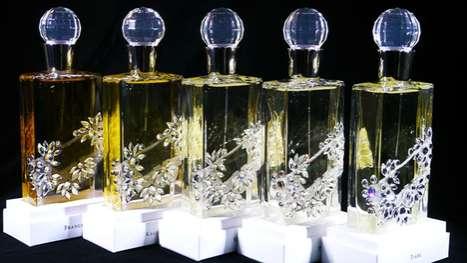 Crystallized Floral Fragrances