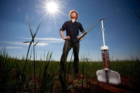 Drought-Fighting Devices - Airdrop Irrigation Concept Alleviates Challenging Agricultural Conditions