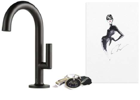 Fashion Designer Faucets