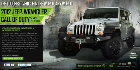 Video Game Auto Advertising