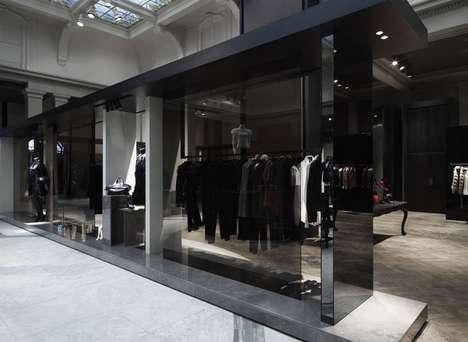 Mega Mansion Fashion Boutiques