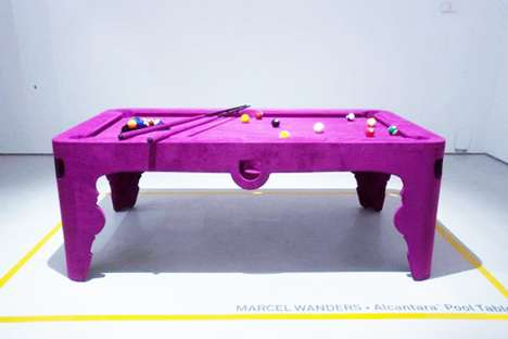 Girly Billiard Furniture