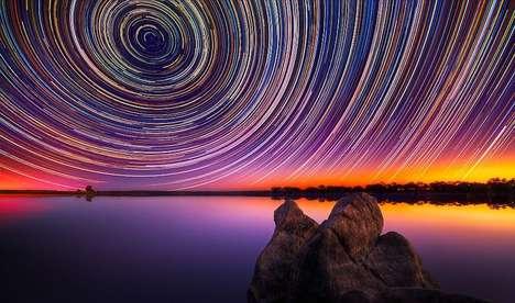 Spinning Star Shoots