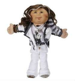 Rockin' Charity Dolls - Steven Tyler Cabbage Patch Doll for Children's Action Network