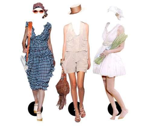 Fictional Character Fashion Blogs