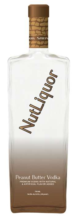 NutLiquor Brings a New Flavored Twist to Hard Liquor
