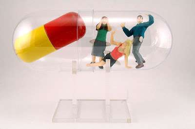 Encapsulated Culture Sculptures