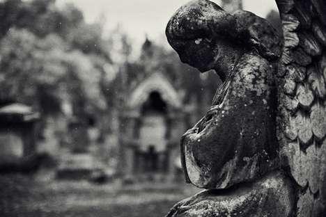 Monochromatic Cemetery Captures