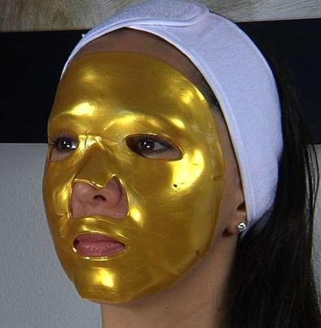 Cleopatra-Inspired Facials