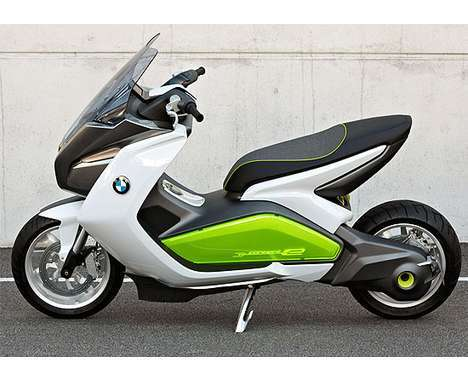 13 Innovative Automaker Scooters