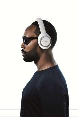 Color-Blocked Headphones