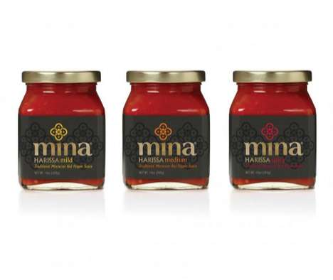 Mina Harissa Combines Tradition with Modern Minimalist Aesthetics