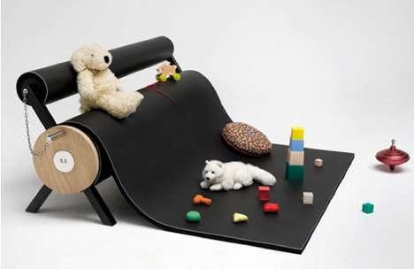 Unfurlable Hybrid Furniture