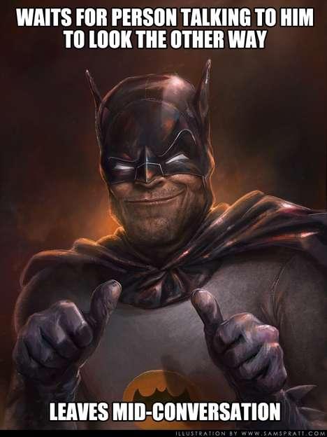 Dashing Dark Knight Memes (UPDATE)