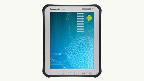 Hard-Hitting Industrial Tablets