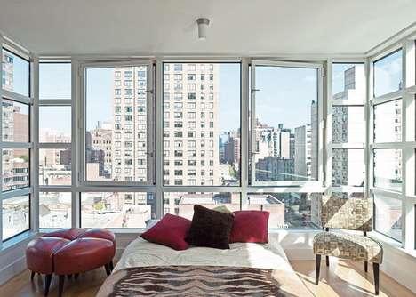 Sharp Skyline Suites