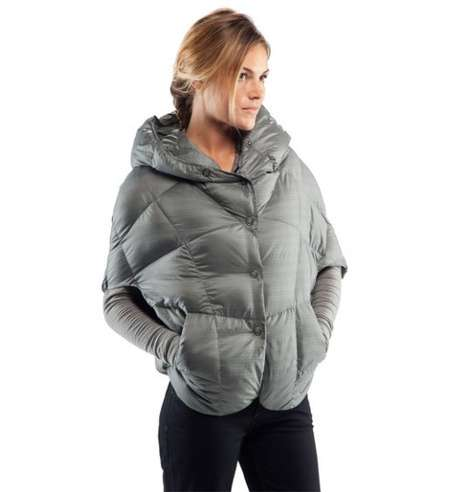 Lightweight Ladies Outerwear