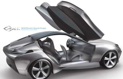 Three-Seater Eco-Coupes