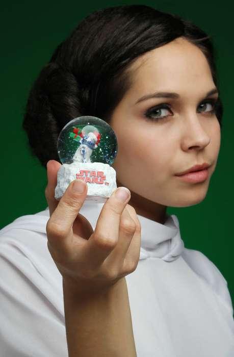Festive Sci-Fi Ornaments