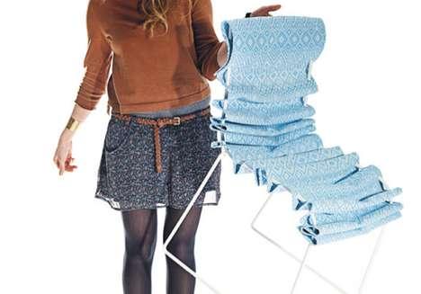 Gathered Fabric Furnishings