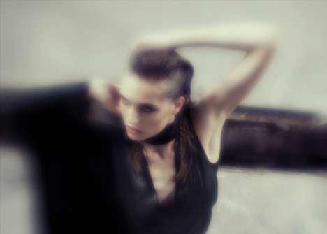 Beautiful Blurred-Image Editorials