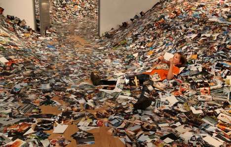 Photo-Flooded Room Installations