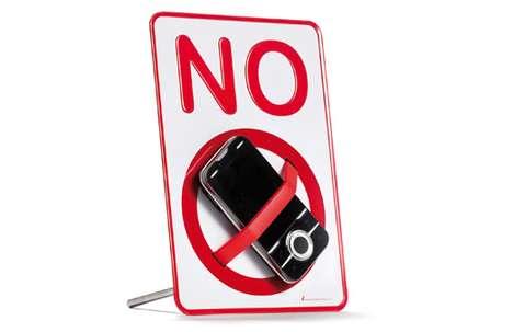 Anti-Cellphone Holders