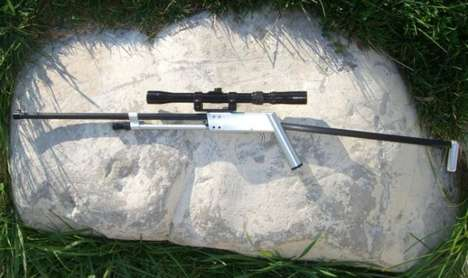 Hybrid Wilderness Weaponry