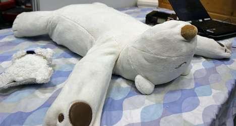 Anti-Snoring Bear Cushions