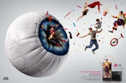 Bouncy Eyeball Camera Campaigns