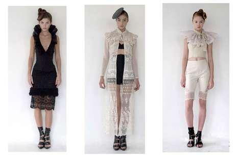 Romantically Broody Fashion