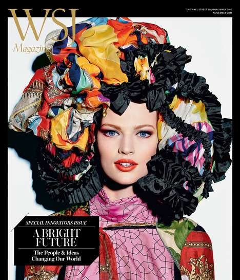 Massive Headpiece Editorials