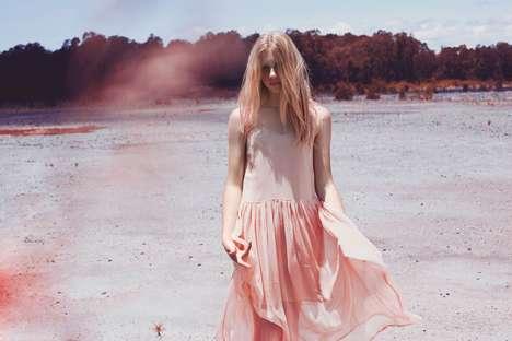 Rose-Colored Desert Captures