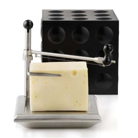 Host the Perfect Party with the Nuance Cheese Cube
