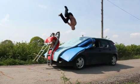 Stunt Machine Videos