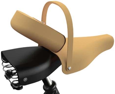 Hybrid Bike Seat Satchels