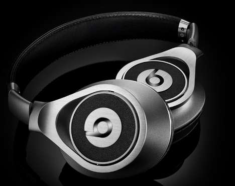 Chromed Hip-Hop Headsets