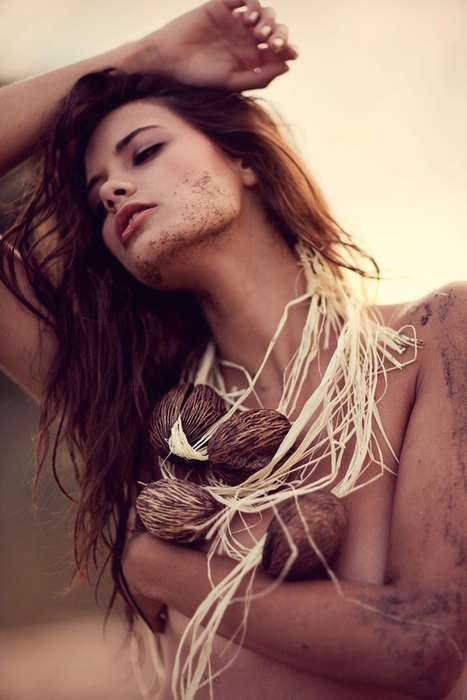 The Anja Leuenberger by Valentina Pezzo Photo Shoot is Hot and Sultry