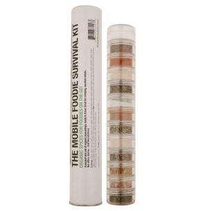 Test Tube Herb Packs