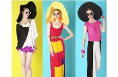 60 Radiant Resort 2012 Collections