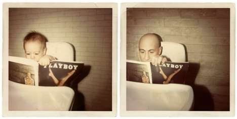 Childhood Photo Reenactments (UPDATE)