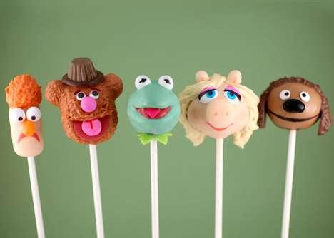 Scrumptious Puppet Desserts