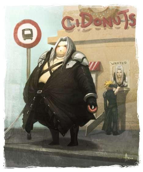 Chubbified Cartoon Remixes